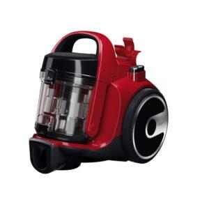 Aspirator fara sac Bosch BGC05AAA2 Serie 2 700W recipient praf 1.5 litri filtru PureAir rosu