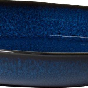 Bol plat like. by Villeroy & Boch Lave Bleu 28cm