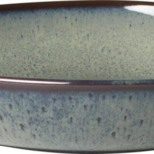 Bol plat like. by Villeroy & Boch Lave Gris 22cm