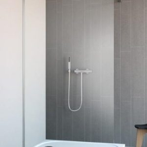 Cabina de dus tip Walk-in Radaway Classic Plus 90 cm