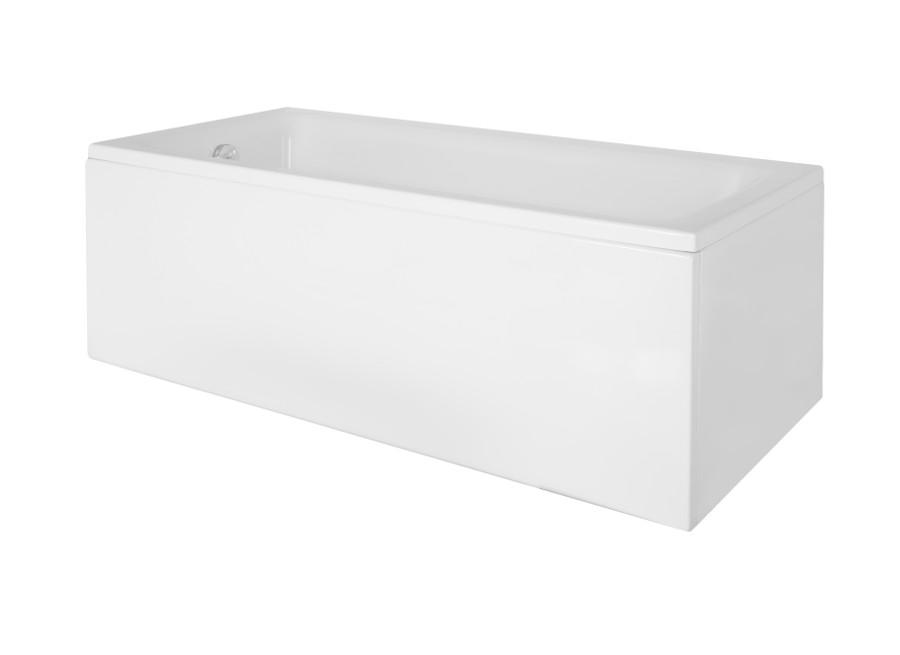 Cada baie rectangulara Besco Talia 100x70cm acril