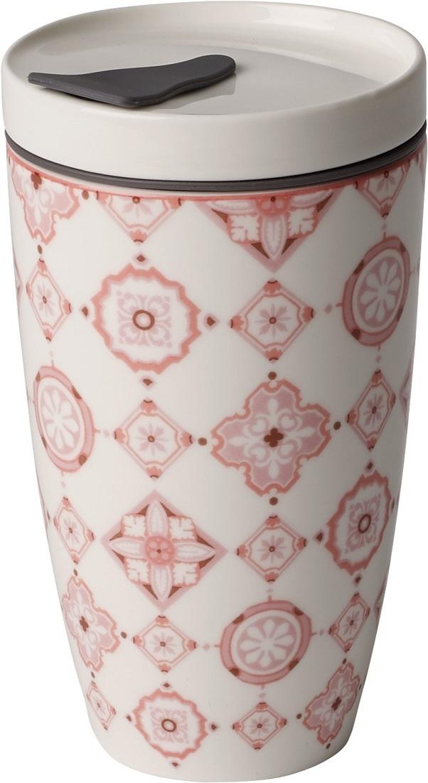 Cana pentru cafea like. by Villeroy & Boch To Go 0.35 litri Rose