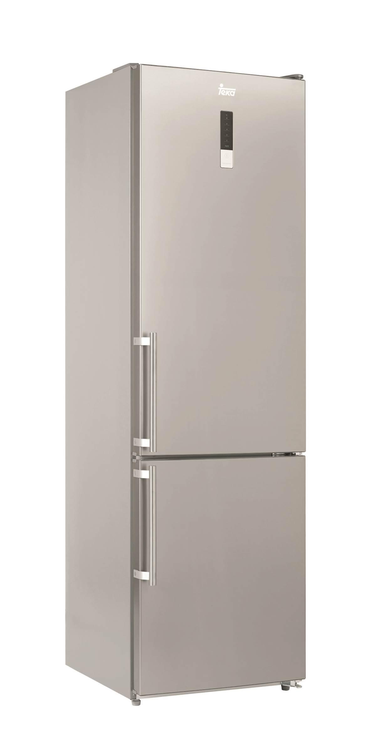 Combina frigorifica Teka NFL 430 E-inox Full No Frost 360 litri clasa A++ inox