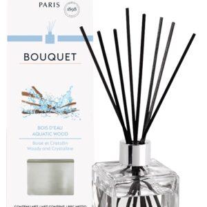 Difuzor parfum camera Berger Bouquet Parfume Cube Bois d'Eau 125ml