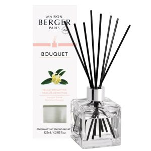 Difuzor parfum camera Berger Bouquet Parfume Cube Delicat Osmanthus 125ml