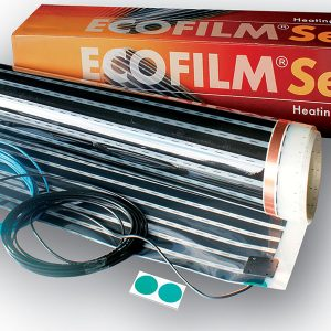 Kit Ecofilm folie incalzire pentru pardoseli din lemn si parchet ES13-540 2 0 mp