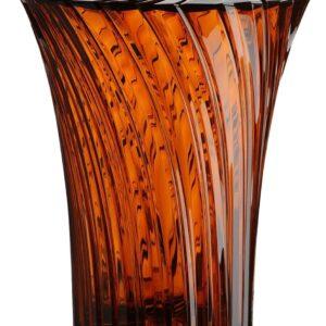 Masuta Kartell Sparkle design Tokujin Yoshioka diametru 38cm chihlimbar transparent