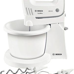 Mixer cu bol Bosch MFQ36460 450W White