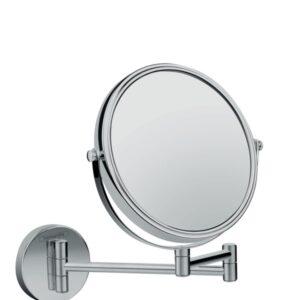 Oglinda cosmetica cu brat Hansgrohe Logis Universal x3 18cm