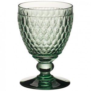 Pahar apa Villeroy & Boch Boston Goblet verde 144mm 0 40 litri