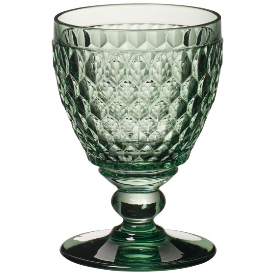 Pahar vin alb Villeroy & Boch Boston Coloured verde 120mm 0.23 litri