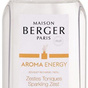 Parfum pentru difuzor Berger Aroma Energy Zestes Toniques 200ml