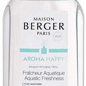 Parfum pentru difuzor Berger Aroma Happy Fraicheur Aquatique 200ml