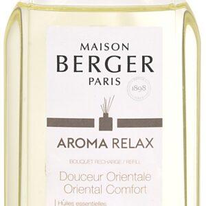 Parfum pentru difuzor Berger Aroma Relax Douceur Orientale 200ml