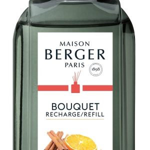 Parfum pentru difuzor Berger Bouquet Parfume Orange de Cannelle 200ml