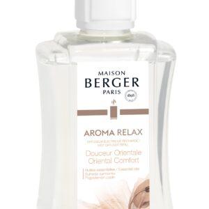 Parfum pentru difuzor ultrasonic Berger Aroma Relax - Douceur Orientale 475ml