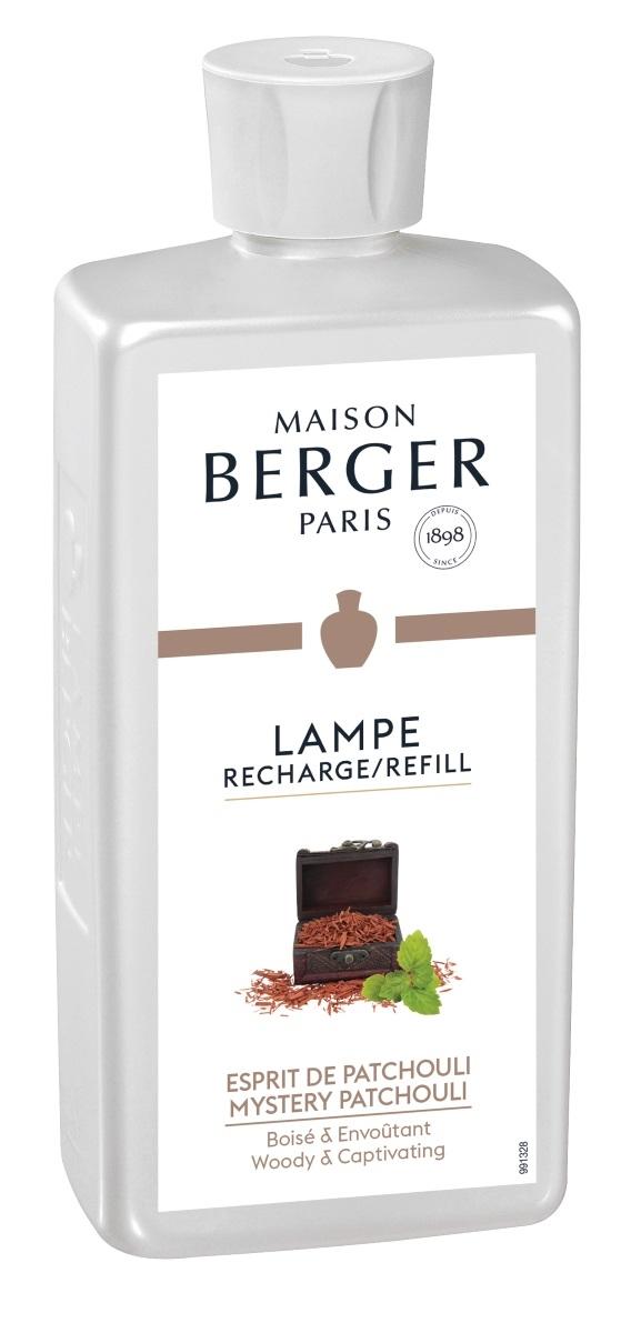 Parfum pentru lampa catalitica Berger Esprit de Patchouli 500ml