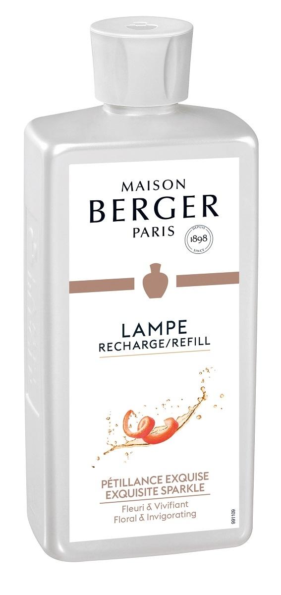 Parfum pentru lampa catalitica Berger Exquisite Sparkle 500ml