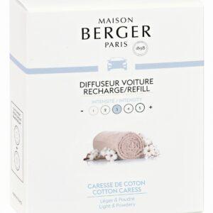 Rezerve ceramice odorizant masina Berger Caresse de coton