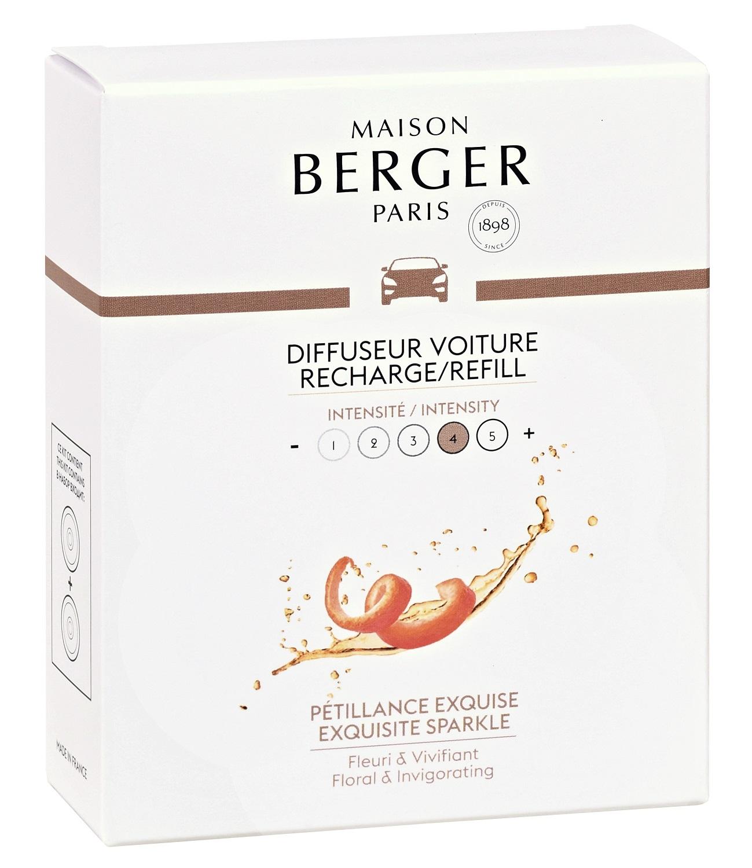 Rezerve ceramice odorizant masina Berger Exquisite Sparkle