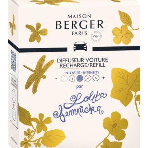 Rezerve ceramice odorizant masina Berger Lolita Lempicka