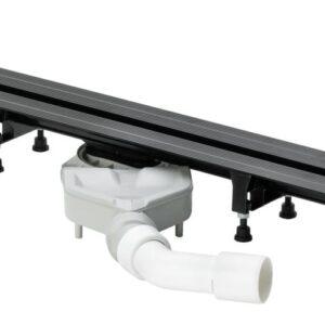 Rigola de dus Viega Advantix Vario ajustabil pe lungime 30-120 cm h 7cm
