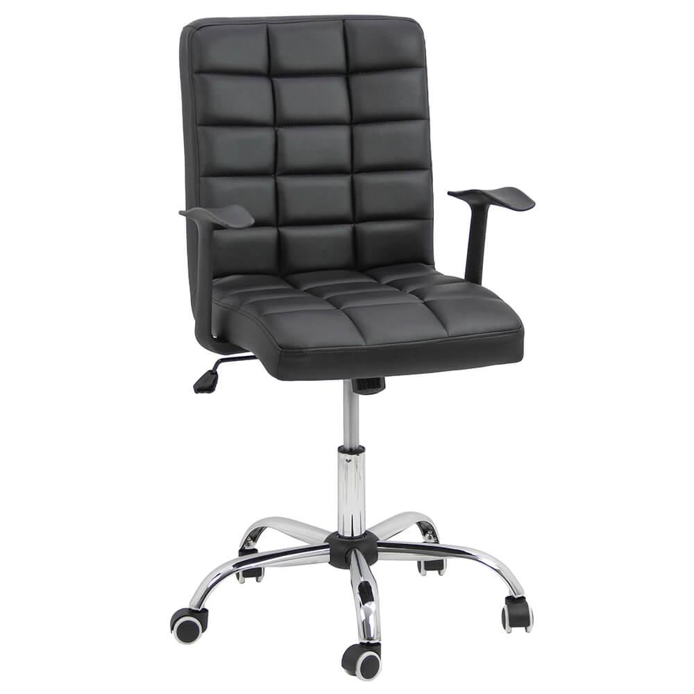 Scaun birou OFF 603 negru
