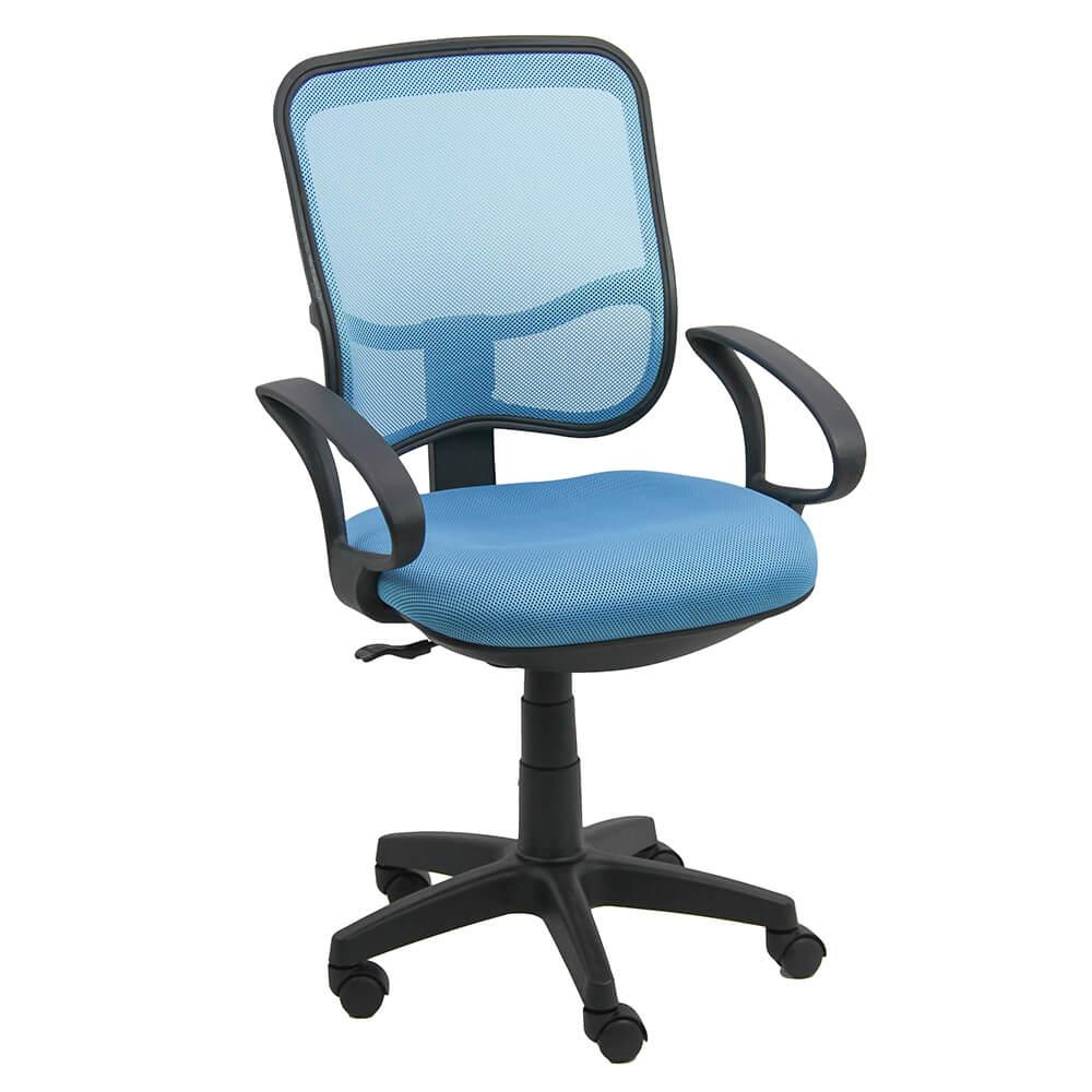 Scaun birou OFF 705 albastru