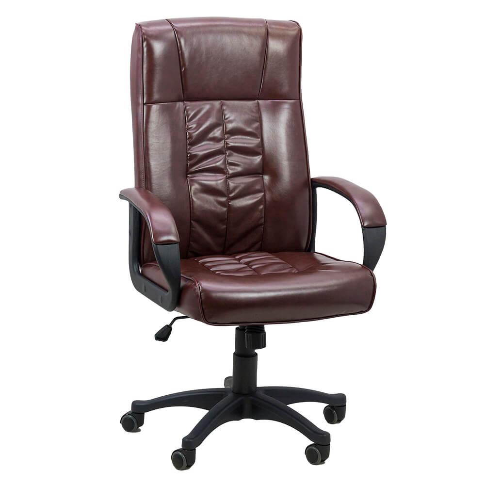 Scaune ergonomice de birou OFF 023 maro