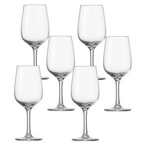 Set 6 pahare vin rosu Schott Zwiesel Congresso 355ml