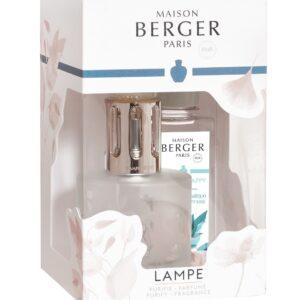 Set Berger lampa catalitica Aroma cu parfum Happy Fraicheur Aquatique