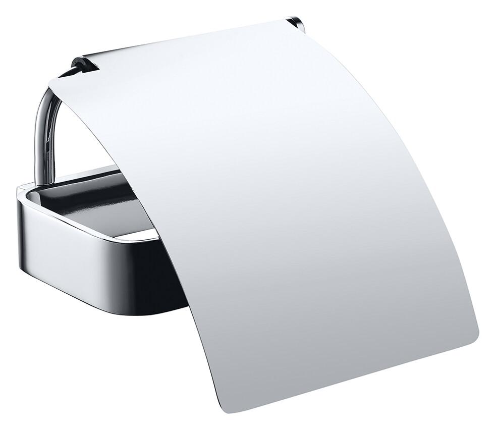 Suport hartie igienica cu aparatoare Bemeta Solo