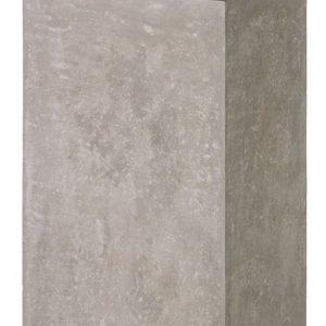 Suport patrat lumanare Engels Kerzen Matteo 35 x 35 x 80 cm Natur-Beton