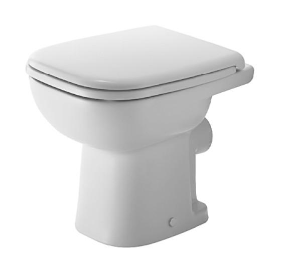 Vas WC Duravit D-Code pentru rezervor la semi-inaltime