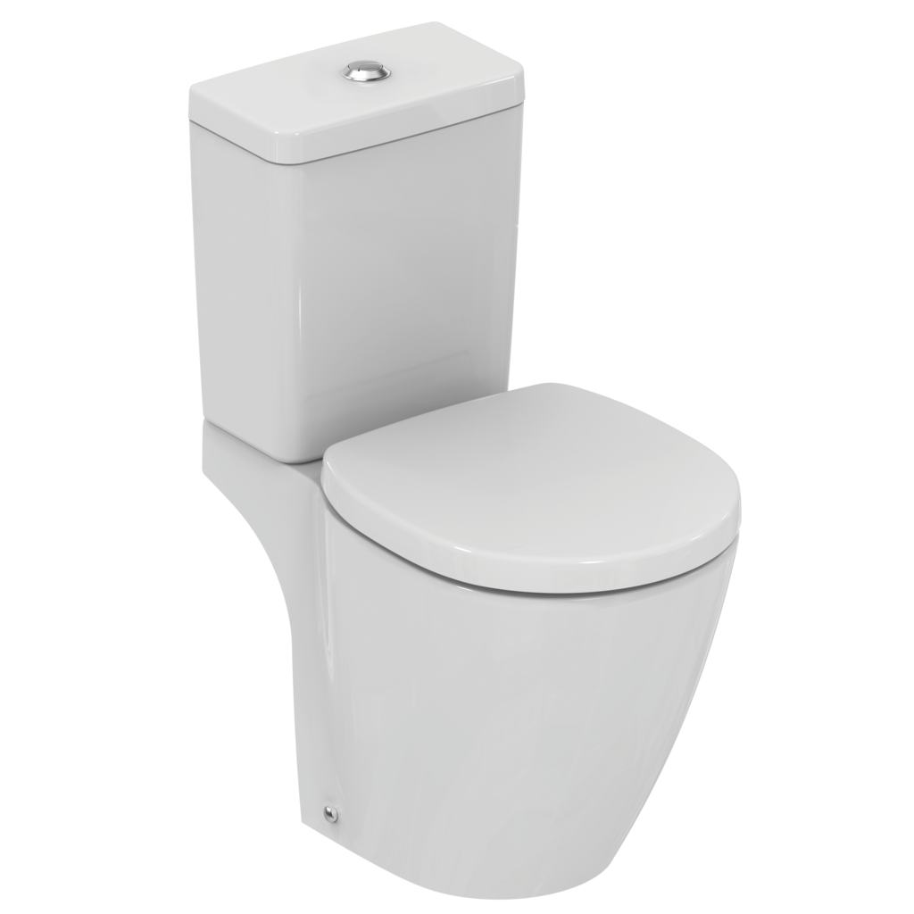 Vas WC Ideal Standard Connect Space Compact