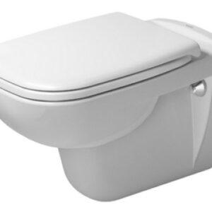 Vas WC suspendat Duravit D-Code 54.5 cm alb
