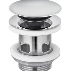 Ventil de scurgere Kludi pentru lavoar cu push-open blocabil G1 1/4